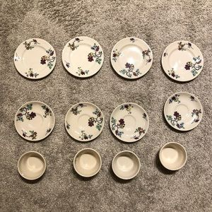 Mayer China Tea Set 4 Count